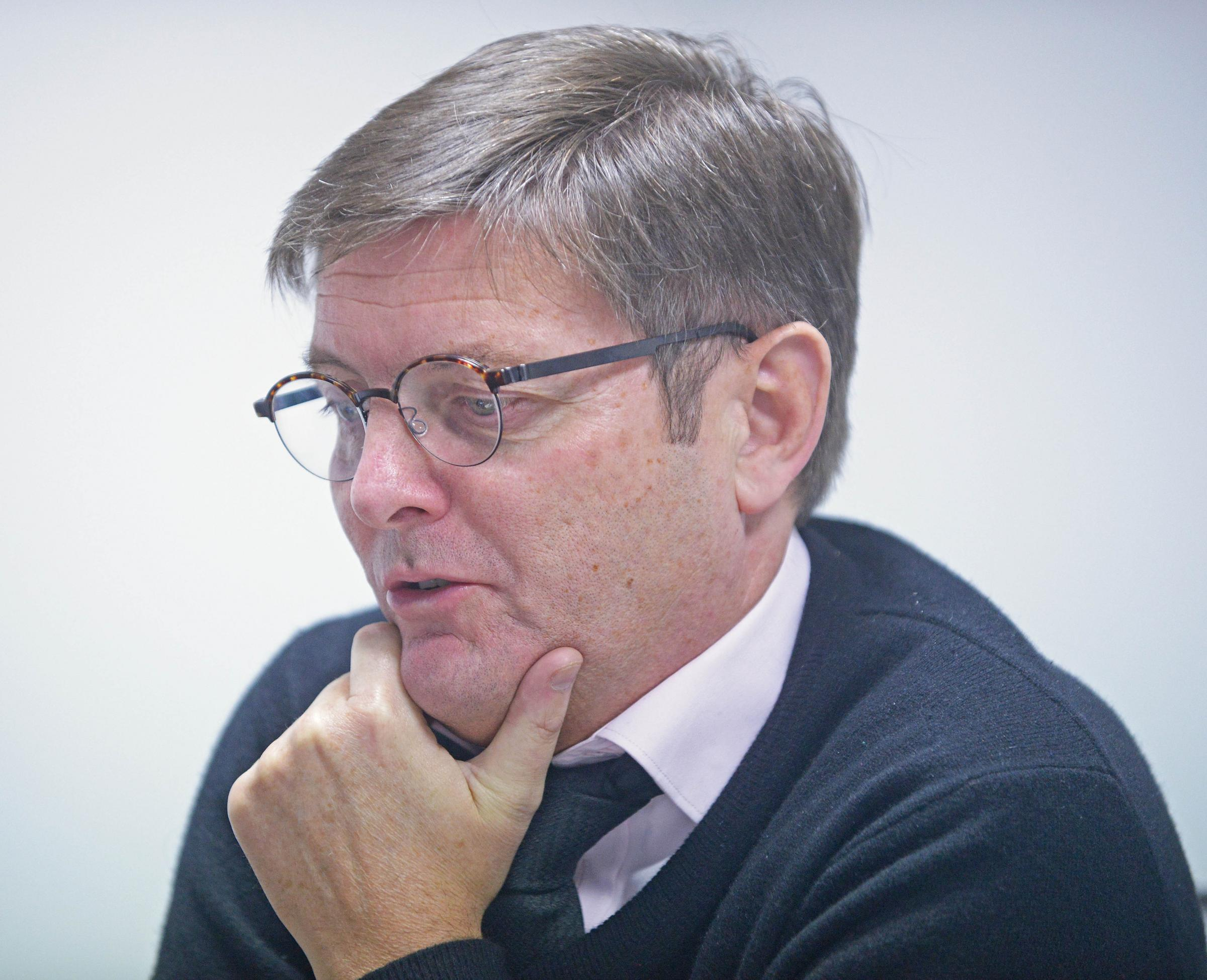 Chairman Darryl Eales has told Oxford United supporters not to be concerned over the club's £2.4 million loss from 2014-15