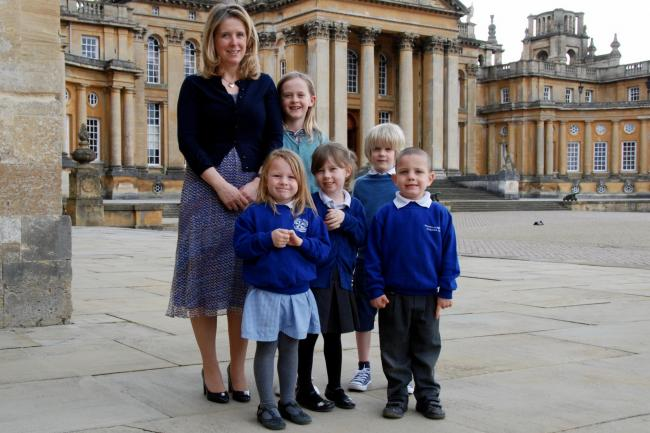70908969d204 Millbrook School pupils win prizes from Duchess of Marlborough for ...