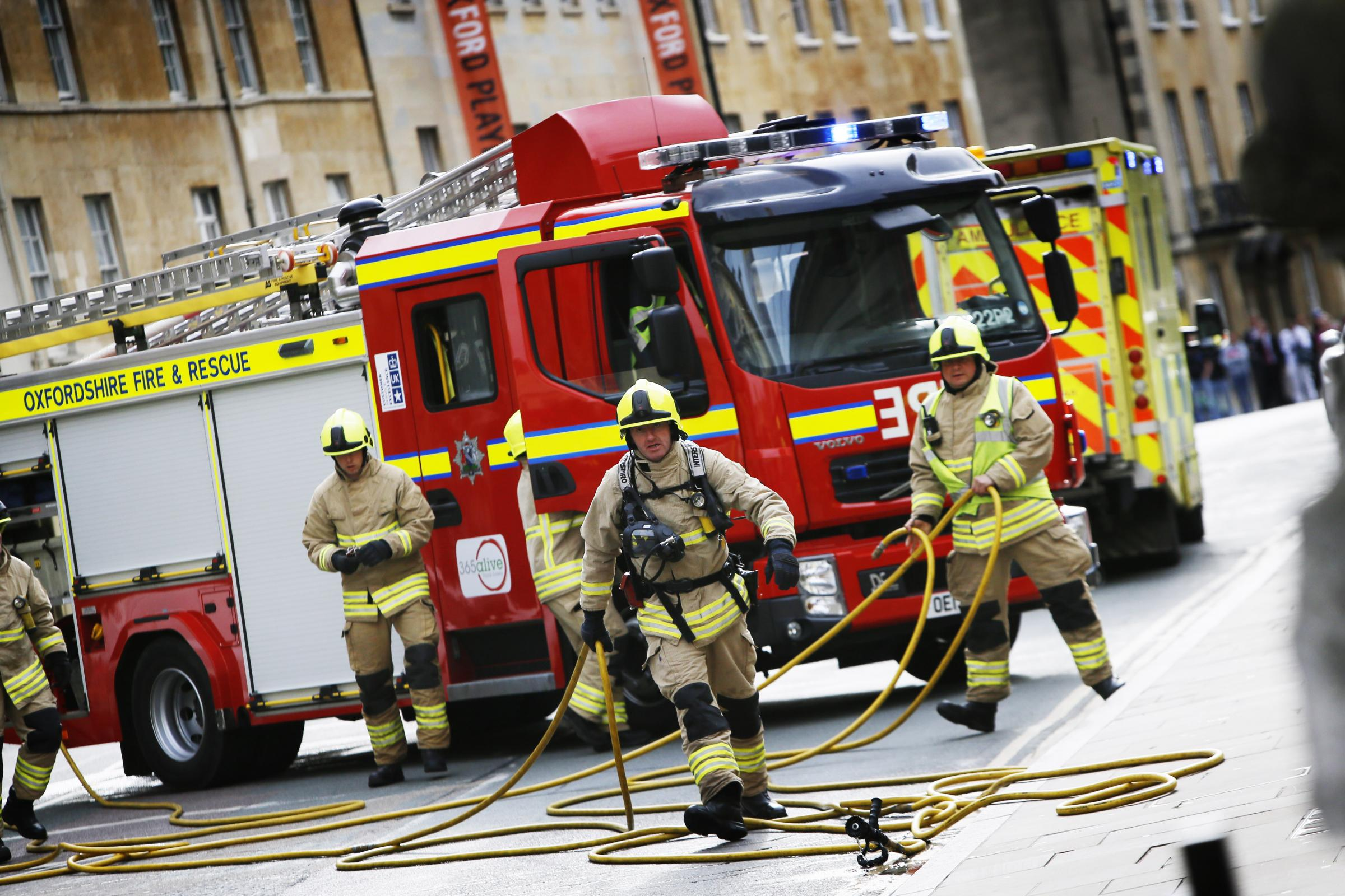 Update Fire Crews Praised After Tackling Blaze At Mondelez
