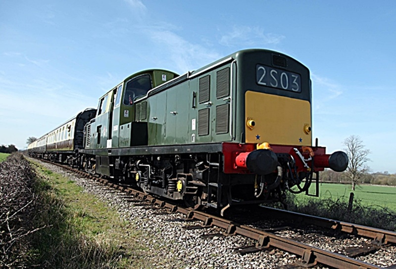 Big Diesel Saturday Kids £1 at Chinnor & Princes Risborough Railway