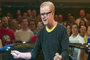 Chris Evans hits back at critics... New Top Gear is a hit - official!