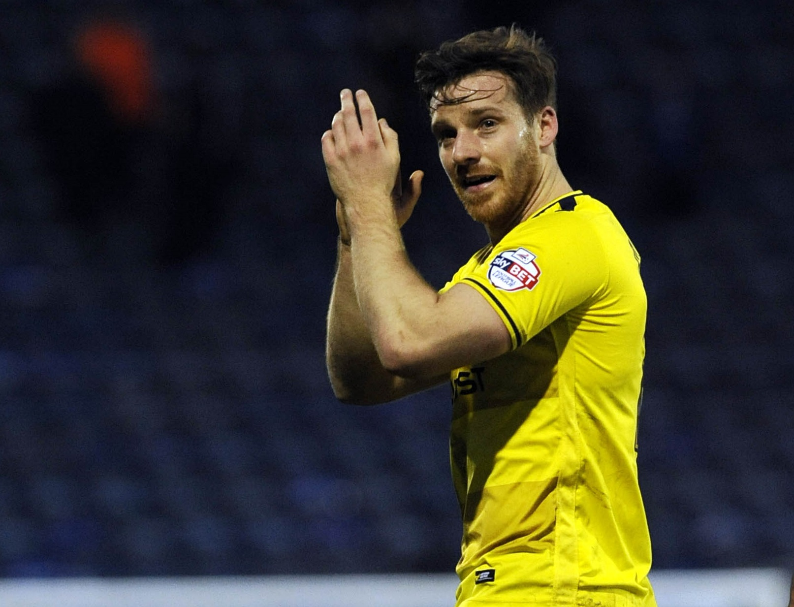 Johnny Mullins was not offered a new contract by Oxford United earlier this month