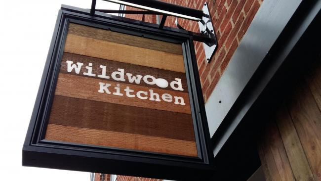 Wildwood Kitchen restaurant in Abingdon