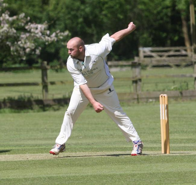 Shaun Cross took four wickets for Shipton-under-Wychwood