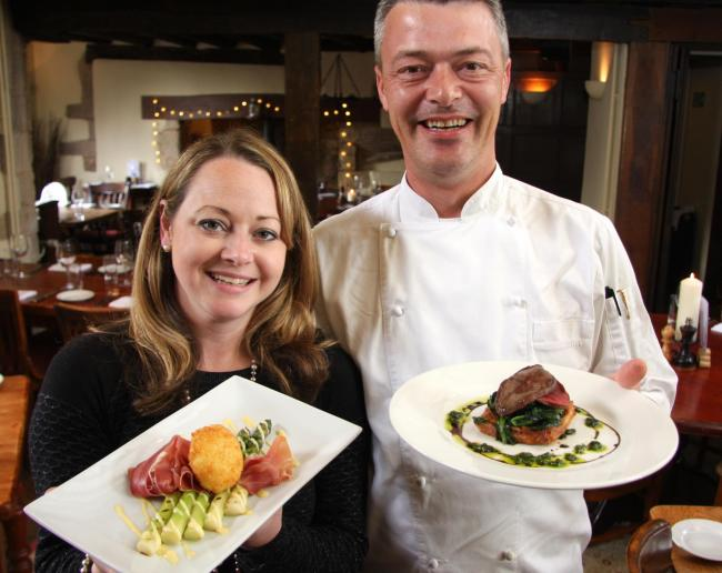The White Hart is getting best out of local ingredients