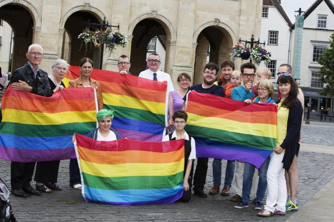 Campaigners want Abingdon Town Hall to fly the rainbow flag during next year's Oxford Pride