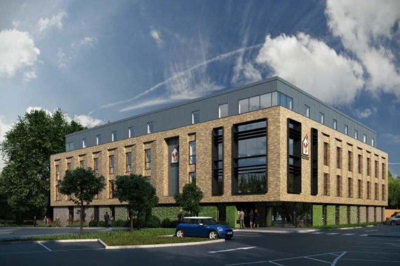 delight at new ronald mcdonald house plans   oxford mail