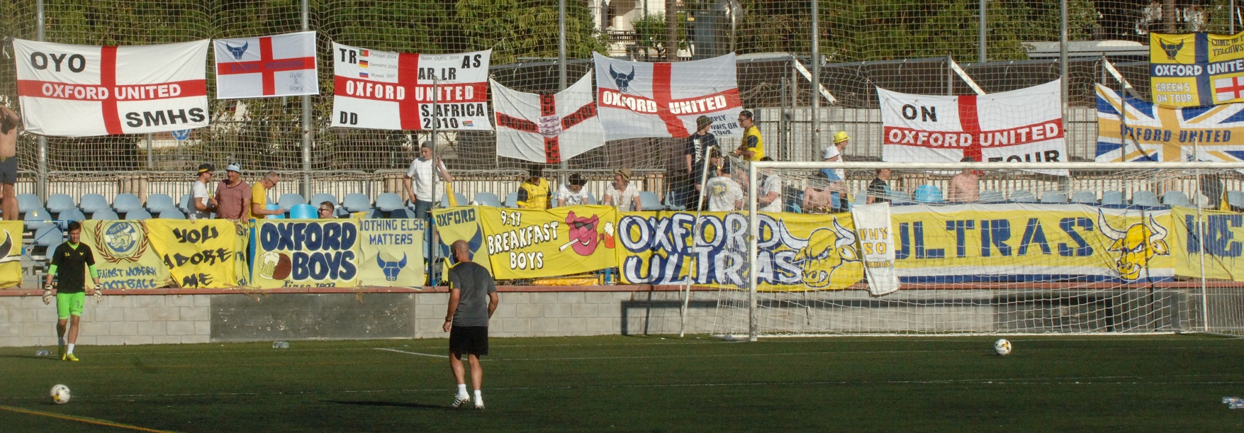 LIVE: Alhaurin de la Torre v Oxford United - Oxford Mail