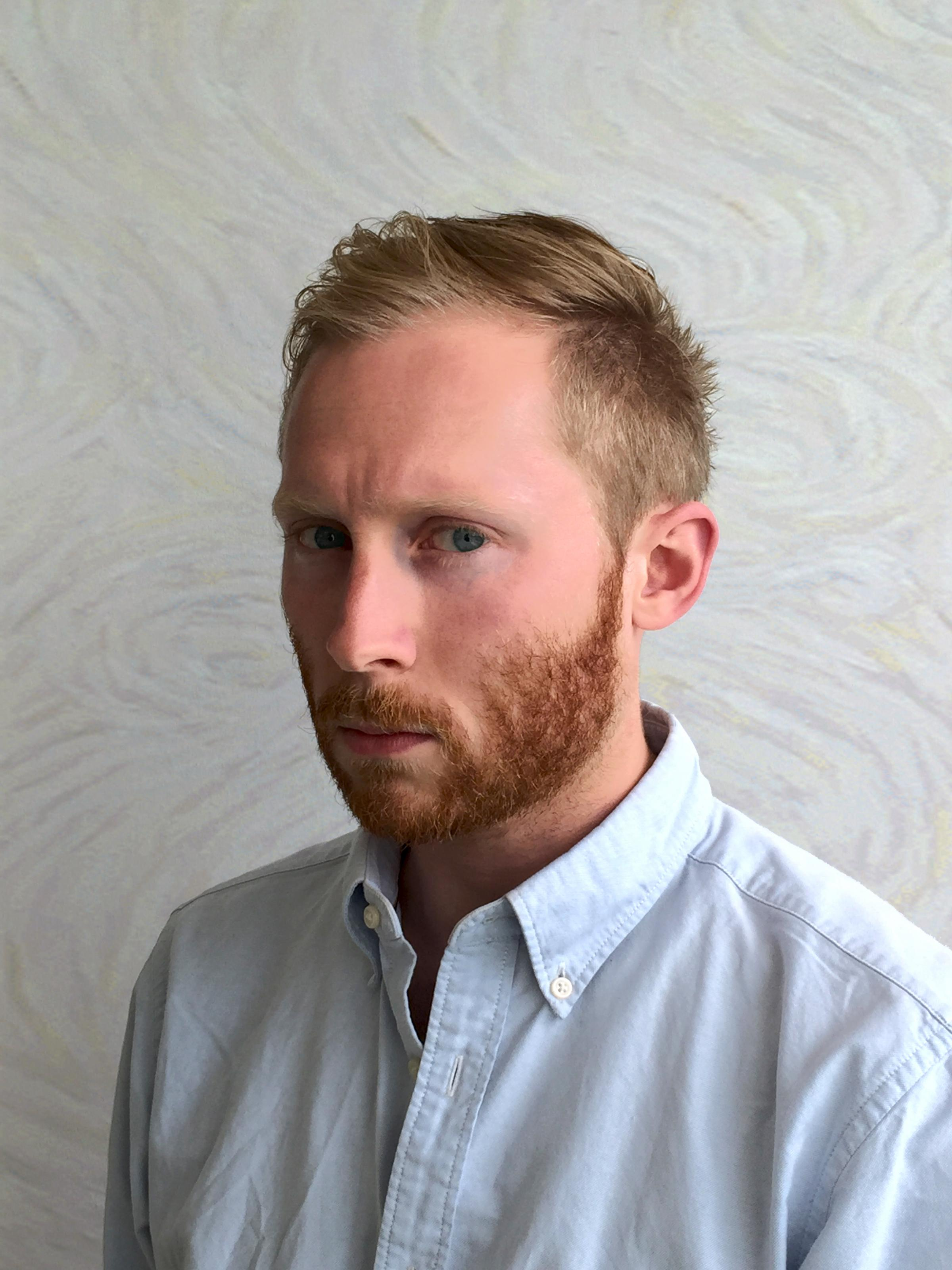 Oxford graphic designer Steve Monk-Chipman is in the top ten in an international competition to find the world's best Van Gogh lookalike.