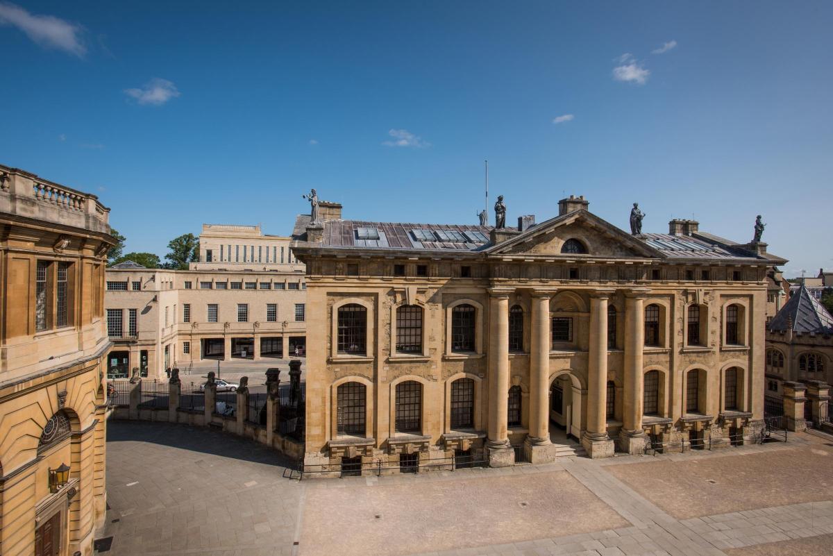 Oxford University's