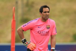 Claudio Bravo will not be rushed into Manchester City team against West Ham