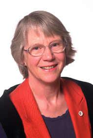 Oxford Mail: Councillor Jean Fooks