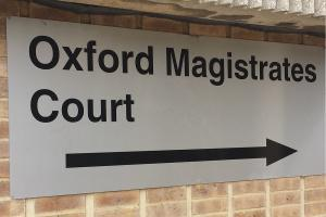 Oxford Magistrates