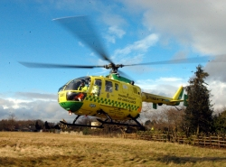 The Thames Valley and Chiltern Air Ambulance will be based at RAF Benson
