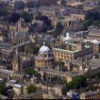 Oxford Mail: Oxford from the air