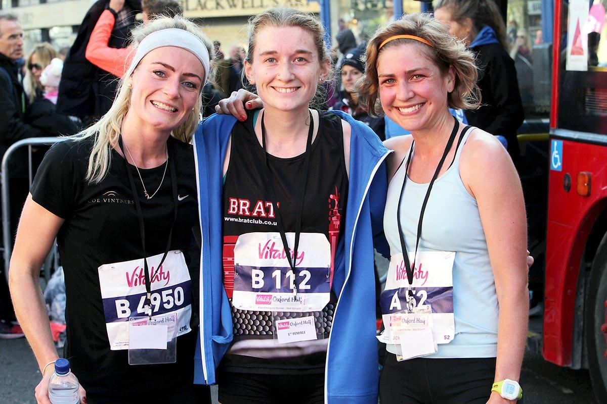More than 7,500 runners complete the Oxford Half Marathon