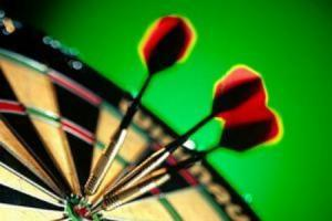 DARTS: Pete Hall lands two maximums to boost Cowley Workers