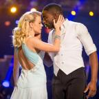 Oxford Mail: Ore Oduba waltzes to the top of the Strictly leaderboard... again!