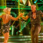 Oxford Mail: Judge Rinder's fancy footwork wins him fans on Strictly