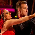 Oxford Mail: Strictly fans upset to see Lesley Joseph's last dance