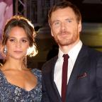 Oxford Mail: Alicia Vikander opens up about filming with boyfriend Michael Fassbender