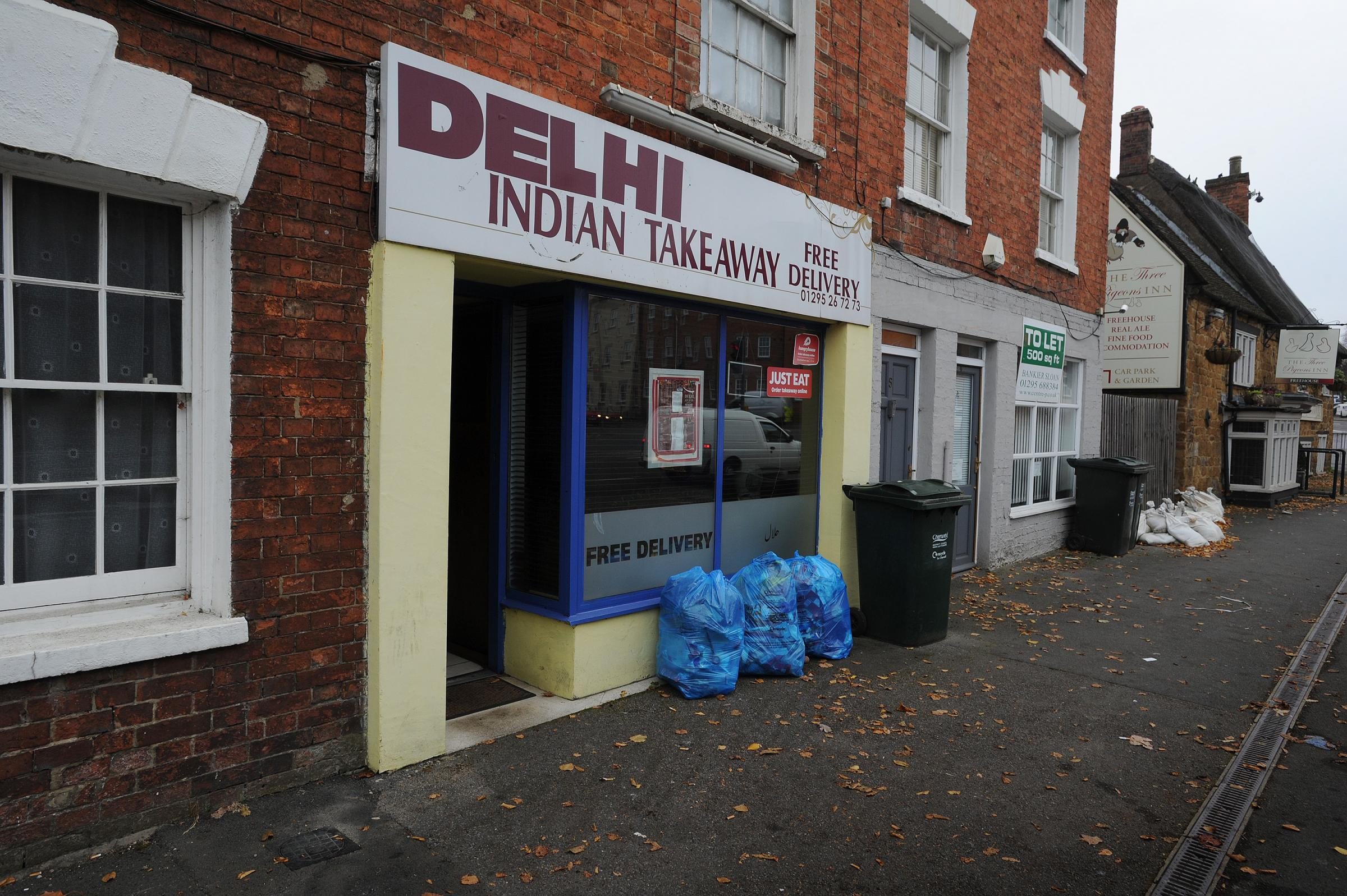 Manager Of Delhi Indian Takeaway In Banbury Unfazed By Poor