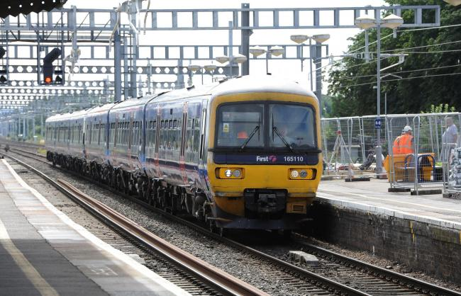 Could delays in electric trains provide benefits in other parts of the county?