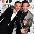 Oxford Mail: Liam Payne sends moving message to Louis Tomlinson after death of his mum