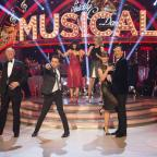 Oxford Mail: Strictly's last four couples take on two dances each for the semi-finals