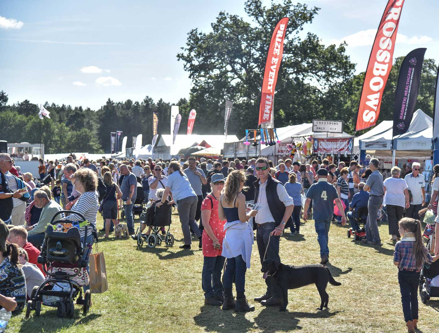 The Thame Country Fair