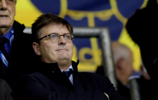 Oxford United chairman Darryl Eales. Picture David Fleming