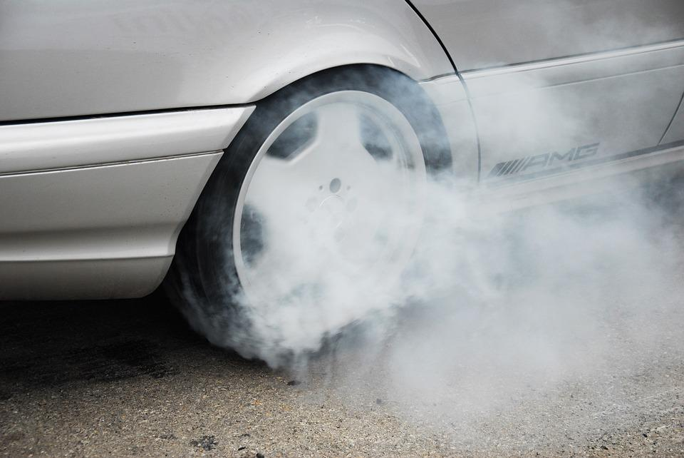 Fines on way for screeching tyres, antisocial engine-revving