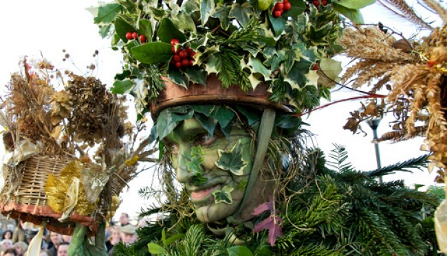 Exhibition - Mummers, Maypoles and Milkmaids: A journey through the ritual year