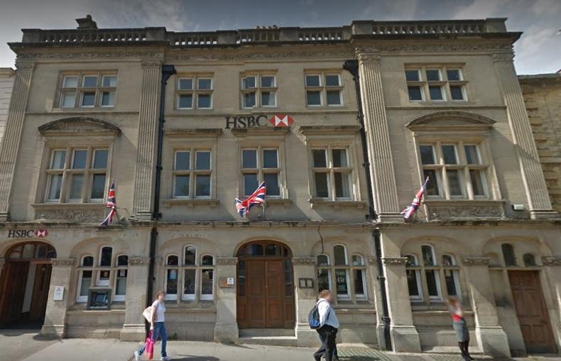 Chipping Norton mayor 'dumbfounded' by HSBC branch closure