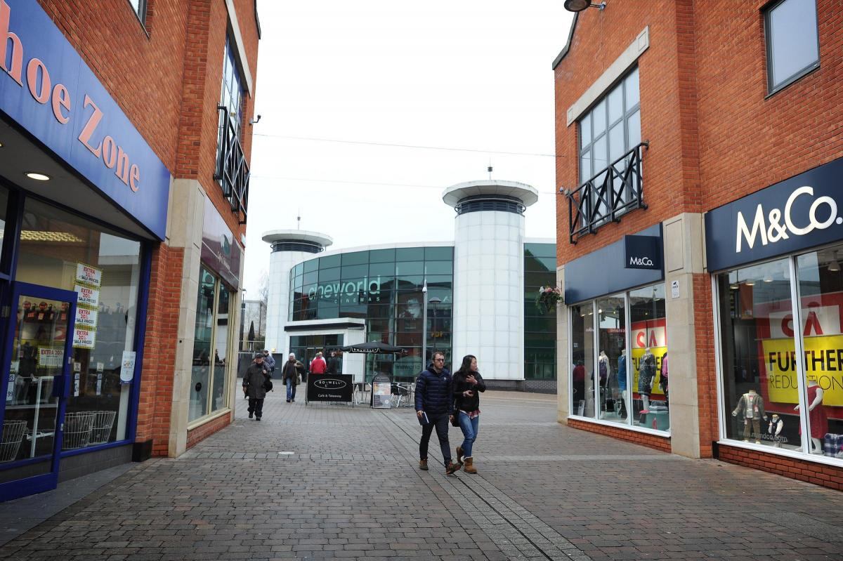 0637ecc08f9e National brands TK Maxx and River Island confirmed for £50m Orchard Centre  in Didcot