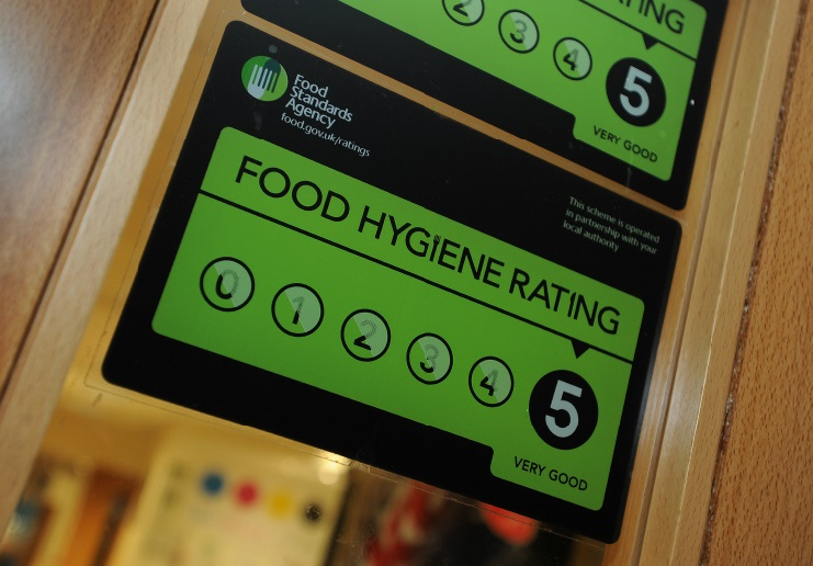 Oxfordshires Restaurants With Zero Food Hygiene Ratings