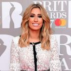 Oxford Mail: Stacey Solomon turns up to Loose Women in last night's clothes and a pair of hotel slippers