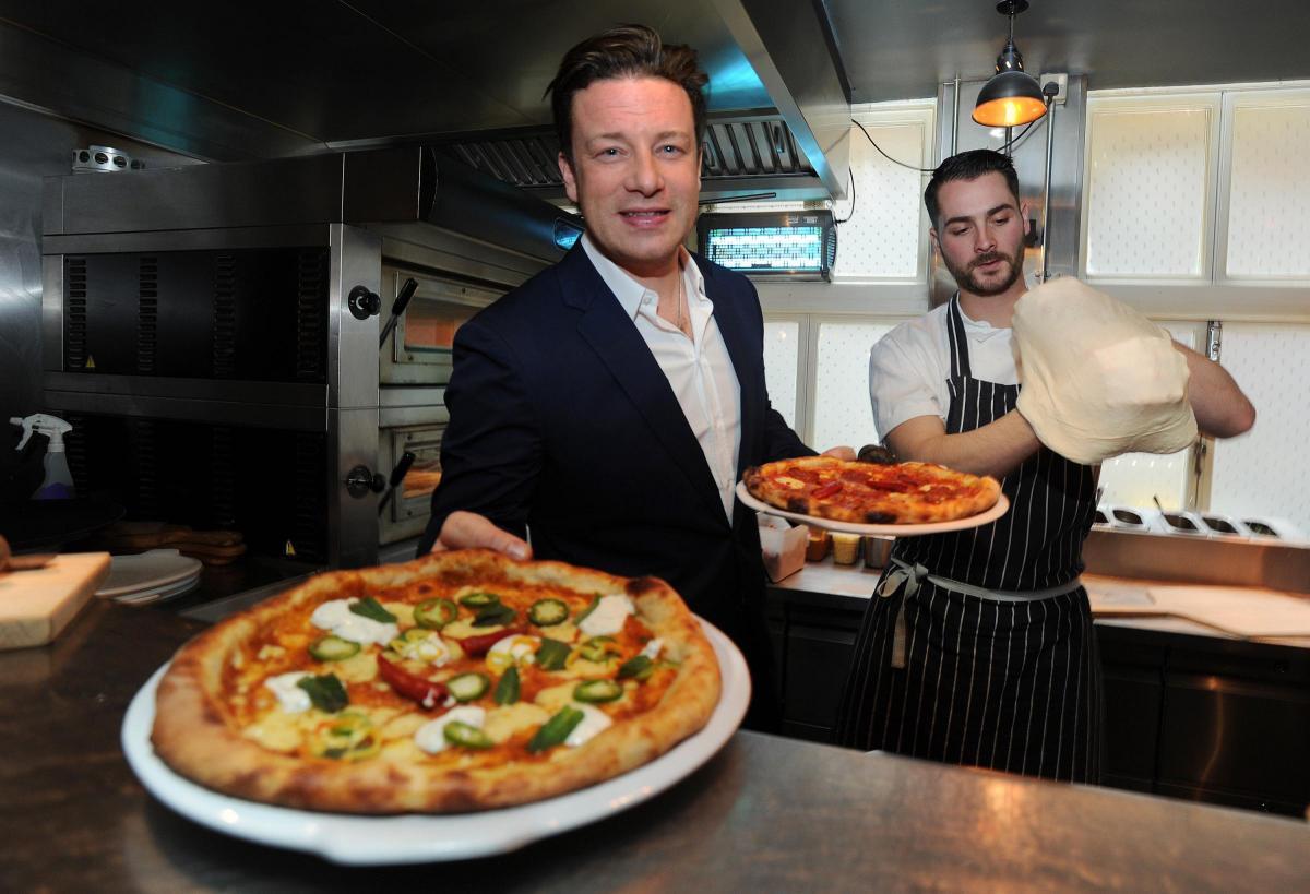 Jamie's Italian chain owes £1 9m to Oxfordshire food