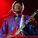 Oxford Mail: Family backing plans to release music from Chuck Berry's new album