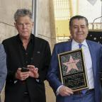 Oxford Mail: Power Rangers creator Haim Saban hits out at Trump on Hollywood Walk of Fame