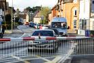 London Road level crossing. Pic by Jon Lewis
