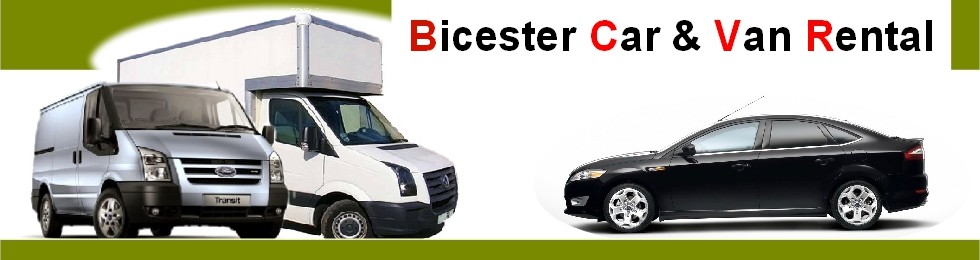 Bicester Car & Van Rental - 10% off