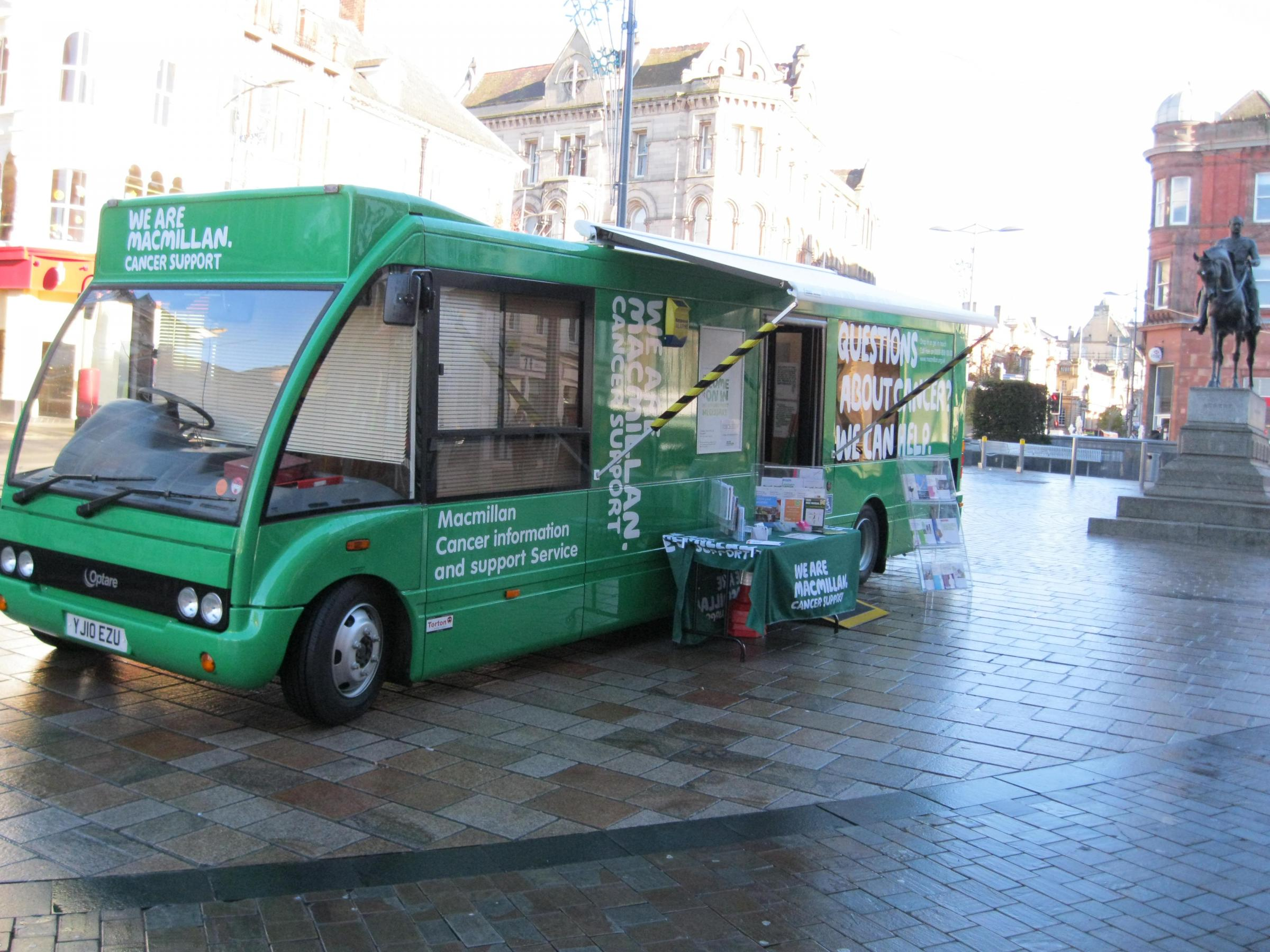 Macmillan Cancer Support Information Service in Bicester