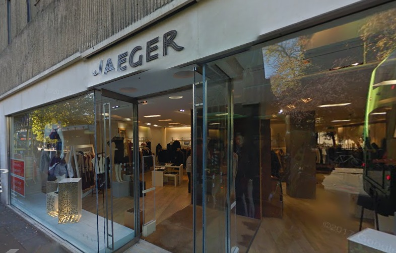 Five People In Oxford Will Lose Their Jobs As Jaeger Store Shut Down By Alixpartners Oxford Mail