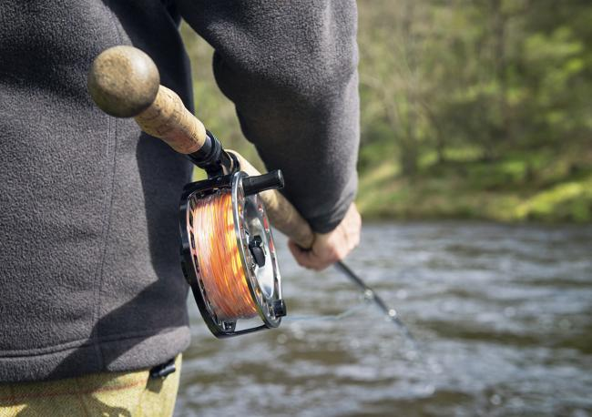 ANGLING: Gerry Foley claims victory