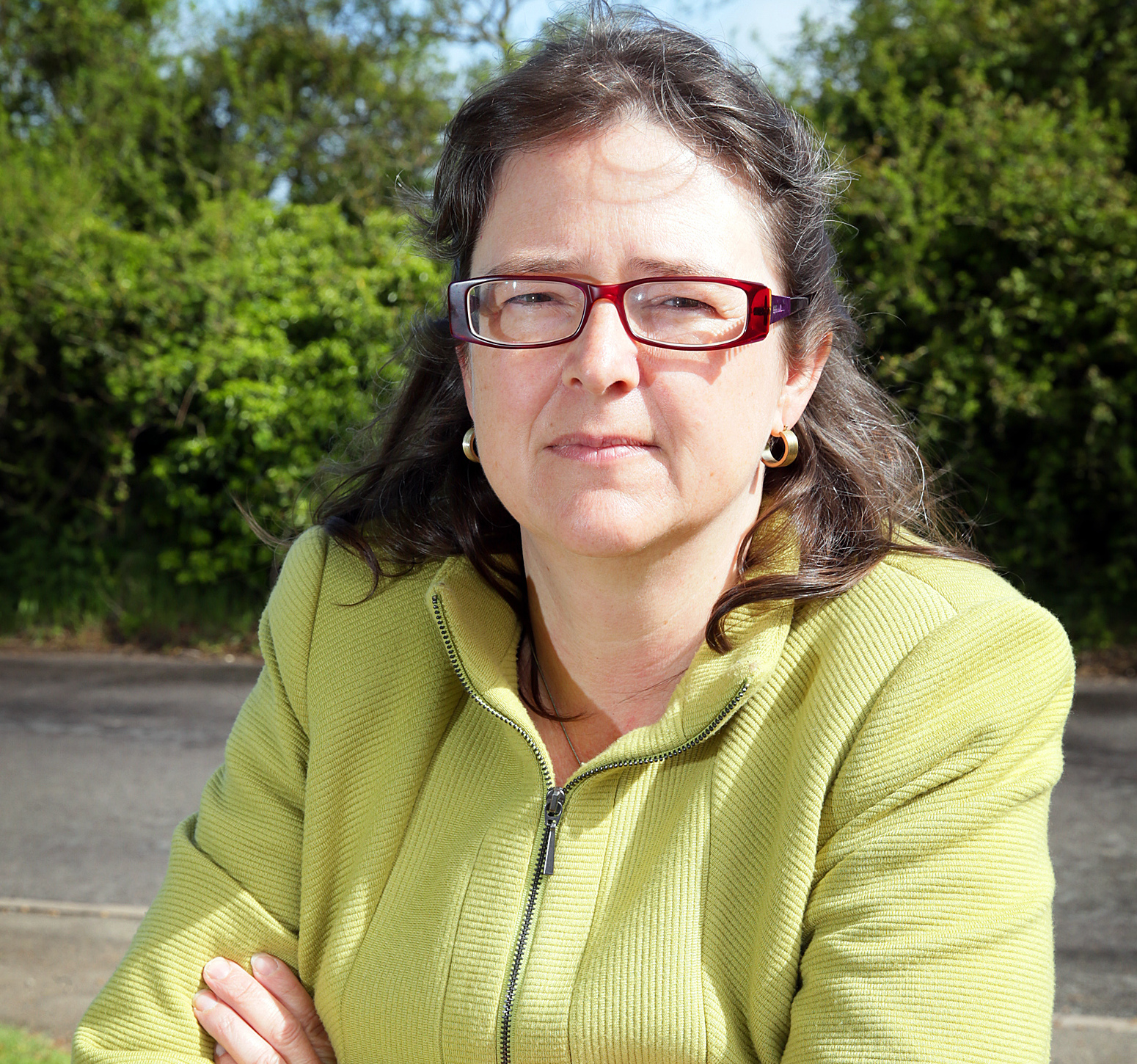 WARNING: CPRE's Helen Marshall