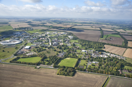 Oxfordshire to host £65m new battery research institution