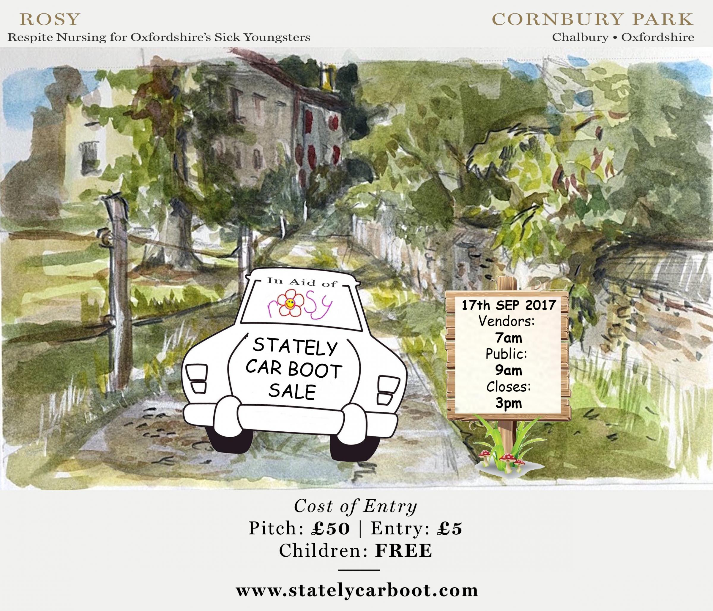 The Stately Car Boot Sale