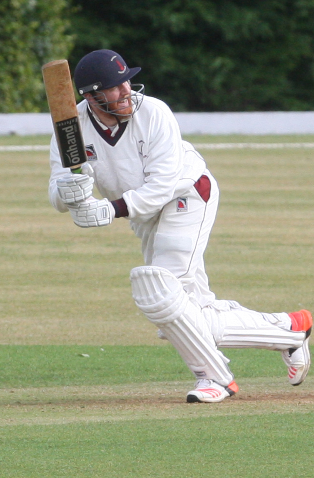ALL-ROUNDER: Jimmy Phillips hit 35 not out and took 3-23 for Banbury 2nd