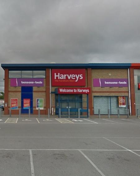 Harveys Furniture Store Plans Expansion On Botley Road Oxford